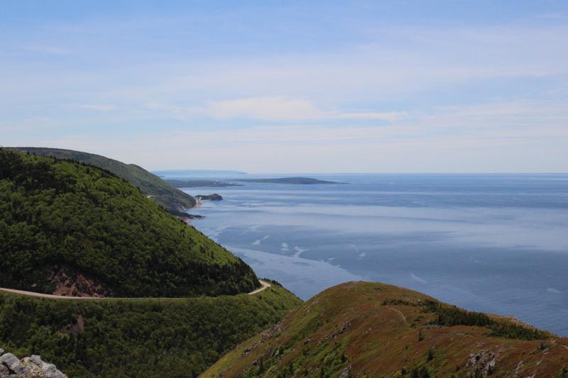 Skyline Trail und Fishing Cove