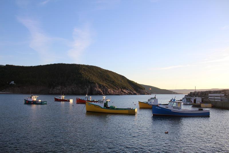 Bye bye Cape Breton