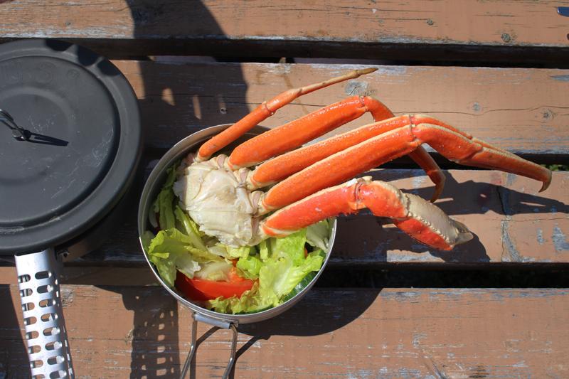 Neufundlands & Labradors Küche