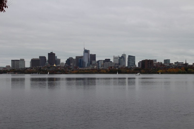 Portland, Boston