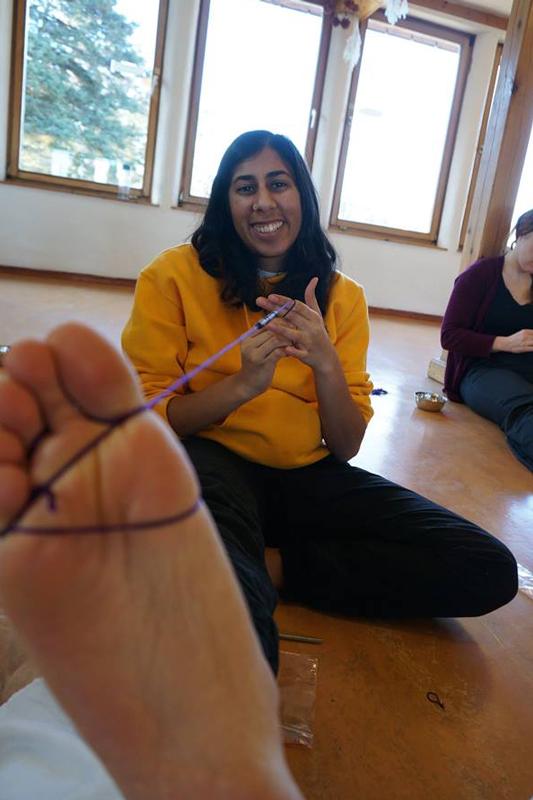 Mantras und Meditation
