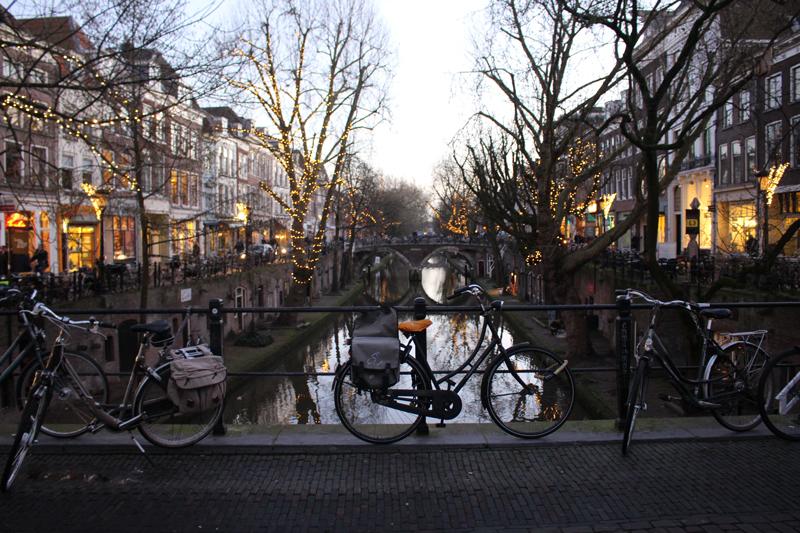 Abgehauen nach Amsterdam
