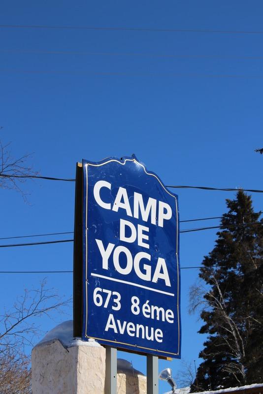 Yoga Camp Fazit