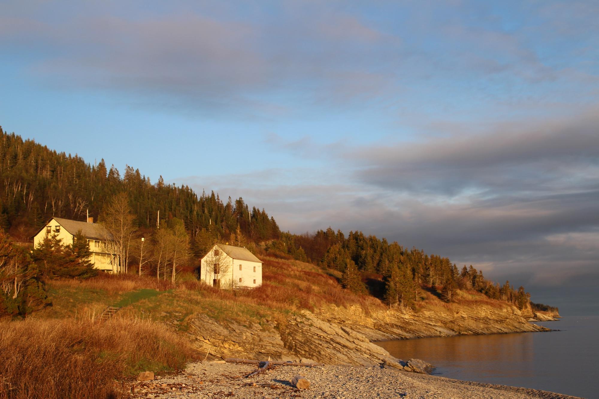 Umrundung von Gaspésie