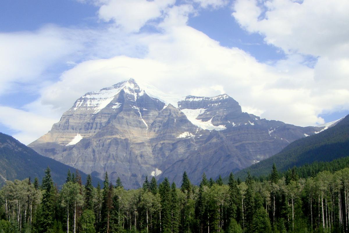 Westlich der Rocky Mountains