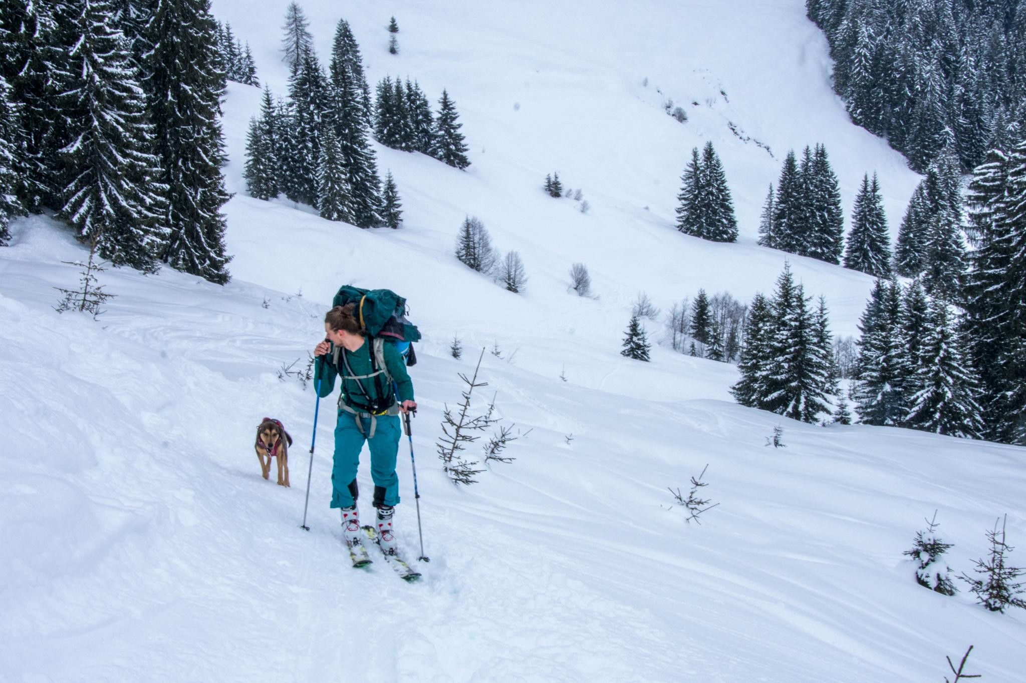 Mehrtages Ski-Tour in den Salzburger Schieferalpen