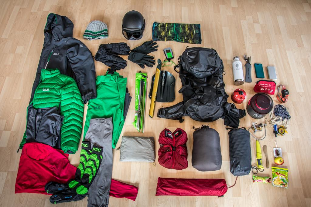 P.A.C. Ski-Socken im 48 Stunden Dauereinsatz