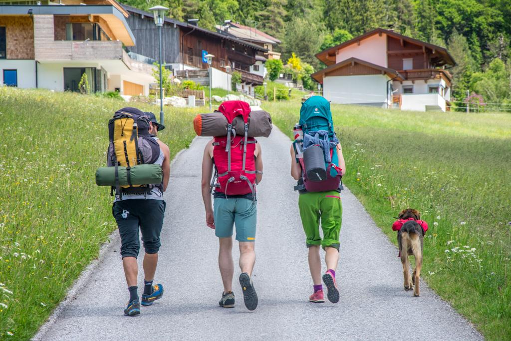 Hunderucksack im Test