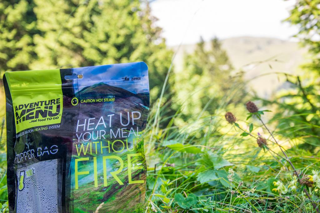 Camping-Essen ohne Kocher, Geschmacksverstärker und Konservierungsstoffe