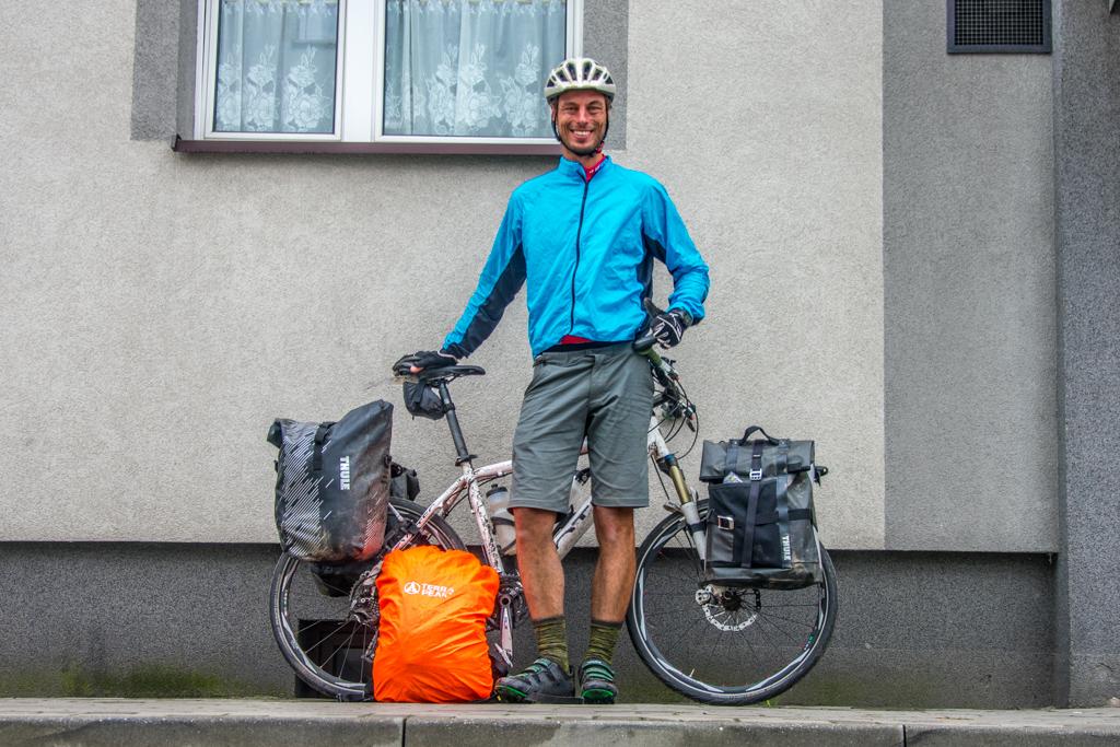 Mit Wasserdichten Socken durch Tschechien – Rad(Regen) Bekleidung im Test